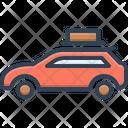 Wagon Car Icon