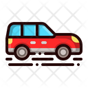 Car Vehicle Transportation Icon