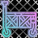 Wagon Cart Icon