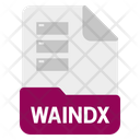 Waindx file Icon