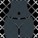 Waist Icon