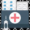 Waist Waistline First Aid Kit Icon