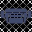 Waist Bag Bag Sling Bag Icon