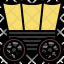 Waist Bag Belt Purse Icon