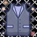 Waistcoat Clothing Garment Icon