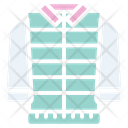 Waistcoat Wedding Dress Icon