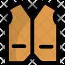 Waistcoat Icon