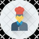 Waiter Waiting Staff Icon