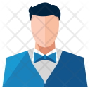 Waiter Avatar Icon