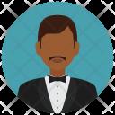 Head Restaurant Man Icon