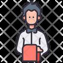 Waiter Servent Serve Icon