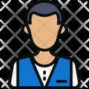 Avatar Man Office Icon