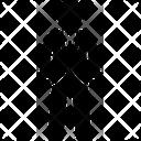 Waiter Jacket Icon