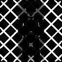 Waiterjacket Dressing Jacket Icon