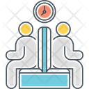Waiting Area Waiting Space Waiting Room Icon