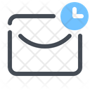 Waiting For Mail Icon