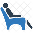 Waiting Chair Hospital Icon