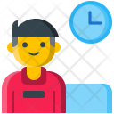Waiting Time Period Icon