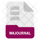 Wajournal file Icon