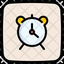 Wake Up Alarm Timer Icon