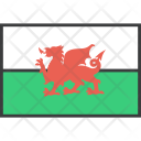 Wales Welsh European Icon