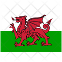 Flag Country Wales Icon