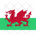 Wales National Country Icon