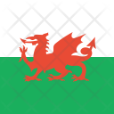 Wales Flag World Icon