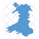 Wales Map Icon