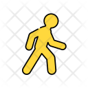 Walk Sign Walking Icon