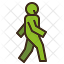 Walk Exercise Jogging Icon