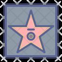 Star Hollywood Cinema Icon