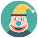 Walkaround Clown Icon