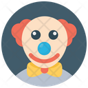 Walkaround Clown Walkaround Prop Circus Joker Icon