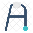 Walker Disable Handicap Icon