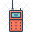 Walkie Talkie Wireless Icon