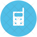 Walkie Talkie Handheld Icon