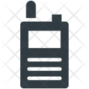 Walkie Talkie Police Icon