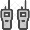 Walkie Talkies Wireless Icon