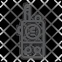 Walkie taalkie Icon
