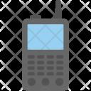 Walkie Talkie Police Icon