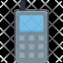 Walkie Talkie Police Radio Radio Transceiver Icon