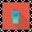 Walkie Talkie Cellphone Mobile Icon