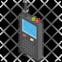 Walkie Talkie Transmitter Wireless Icon
