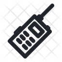 Walkie Talkie Radio Communication Icon
