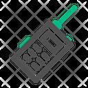 Walkie Talkie Radio Communication Icon