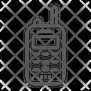Walkie Talkie Transmitter Icon