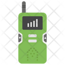 Walkie Talkie Wireless Mobile Radio Icon