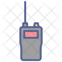 Talkie Device Radio Icon