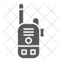 Walkie Talkie Communication Icon